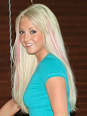 Dream Kelly barely legal blonde