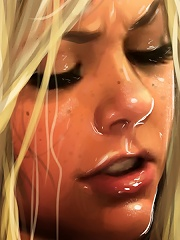 New Level Hyper Comics for adults! Pics stories and pure passion HQ